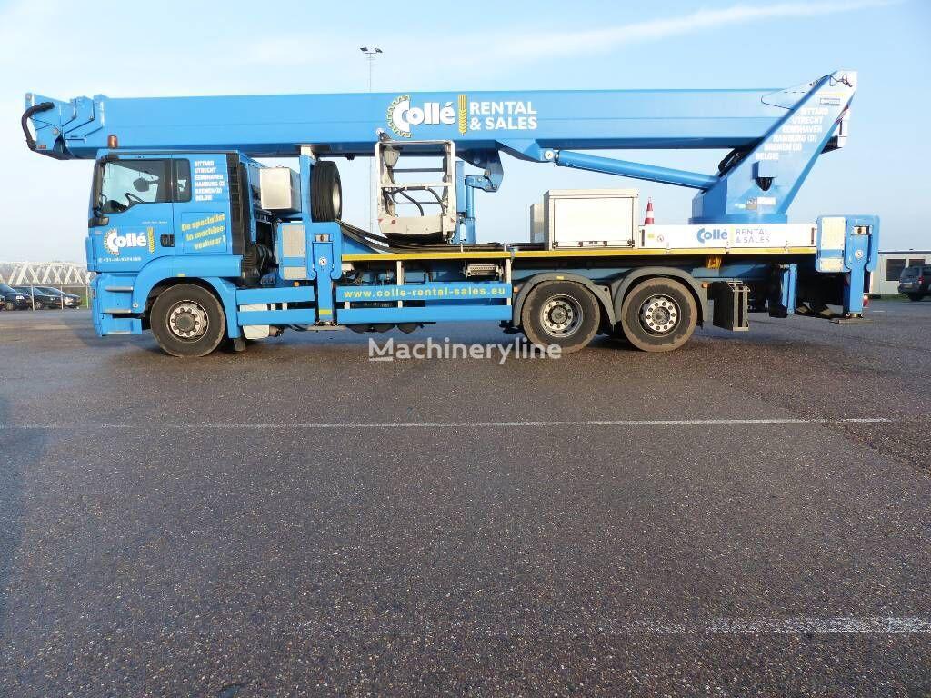 WUMAG WT 530 bucket truck