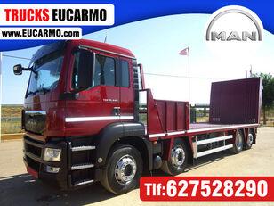 MAN  TGS 35 440 car transporter
