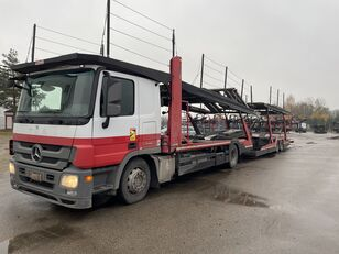 MERCEDES-BENZ Actros 1844 EURO 5 car transporter