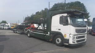 VOLVO FM13 420 Autotransporter Kassbohrer car transporter