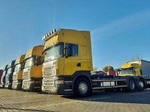 SCANIA R 440 / PDE ADBLUE / 6X2 / BDF - 7,2 M / RETARDER / EURO 6 chassis truck