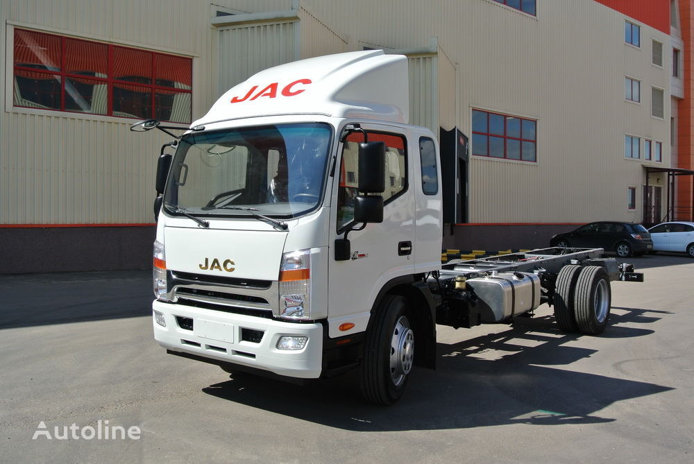 new JAC N120 chassis truck