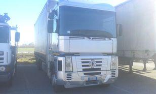 RENAULT MAGNUM 480 curtainsider truck