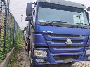 HOWO 290 dump truck