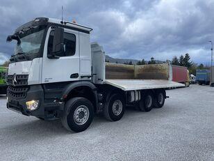 MERCEDES-BENZ AROCS 4145 / MEILLER BORDMATIK  dump truck