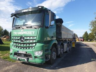 MERCEDES-BENZ AROCS 4451 dump truck