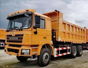 new SHACMAN dump truck