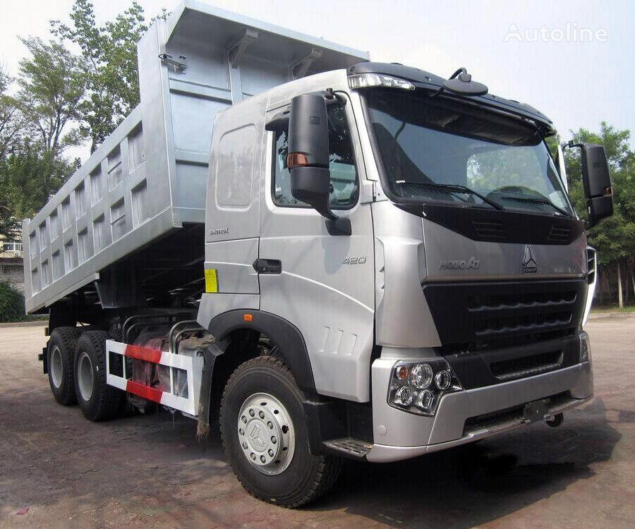 new HOWO A7 v nalichii na sklade! dump truck