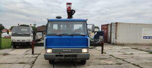 IVECO 79-12 Turbozeta flatbed truck