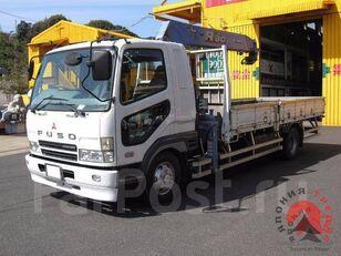 Mitsubishi Fuso Fighter flatbed truck