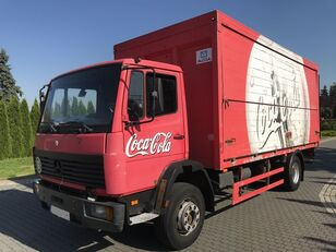 MERCEDES-BENZ 1217 eco power isothermal truck