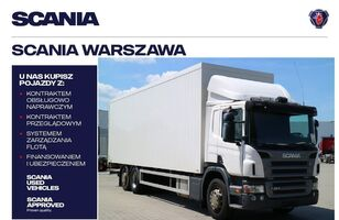SCANIA P280LB isothermal truck