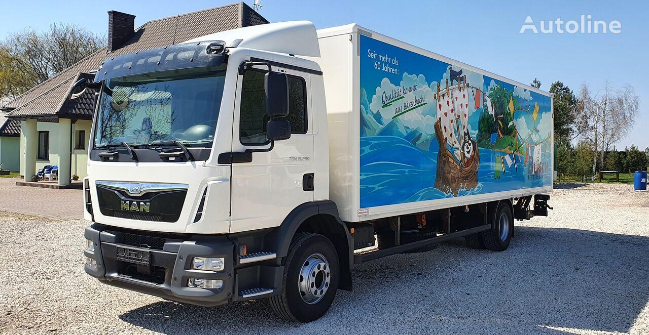 MAN TGM 15.290 isothermal truck