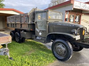 GMC 1942   CCKW 353 with winch military truck
