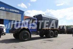 new UNISTEAM ППУА 1600/100 серии UNISTEAM-M1 УРАЛ NEXT 4320 military truck