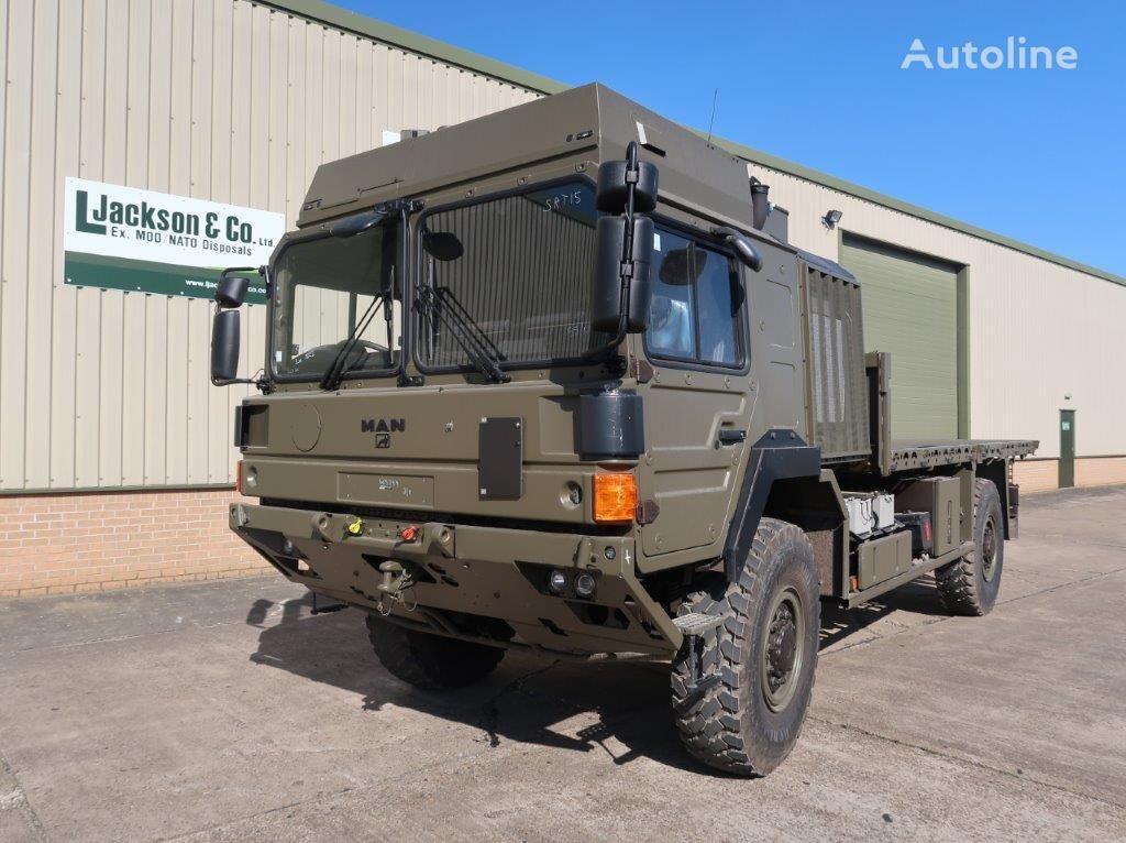 new MAN Unused 18.330 HX60  platform truck