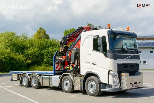 new VOLVO FASSI 820RA2.27 FJ L426 platform truck