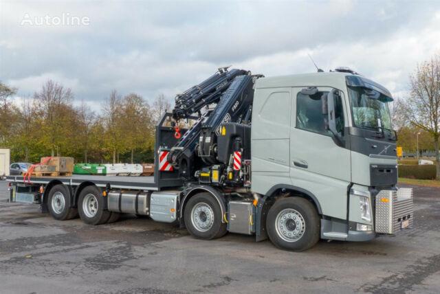 new VOLVO FJ L426 8x2 - 360° - 100 % platform truck
