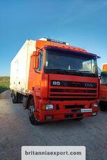 DAF 95 360 ATI left hand drive ZF manual pump 19 ton  refrigerated truck