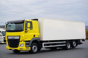 DAF CF / 460 / EURO 6 / 6 X 2 / CHŁODNIA + WINDA / 21 EUROPALET / DL refrigerated truck