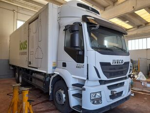 IVECO 260S33 refrigerated truck