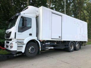 IVECO Stralis 330  MOTORSCHADEN refrigerated truck