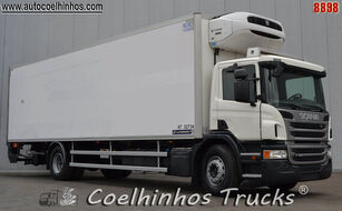 SCANIA P 320 refrigerated truck
