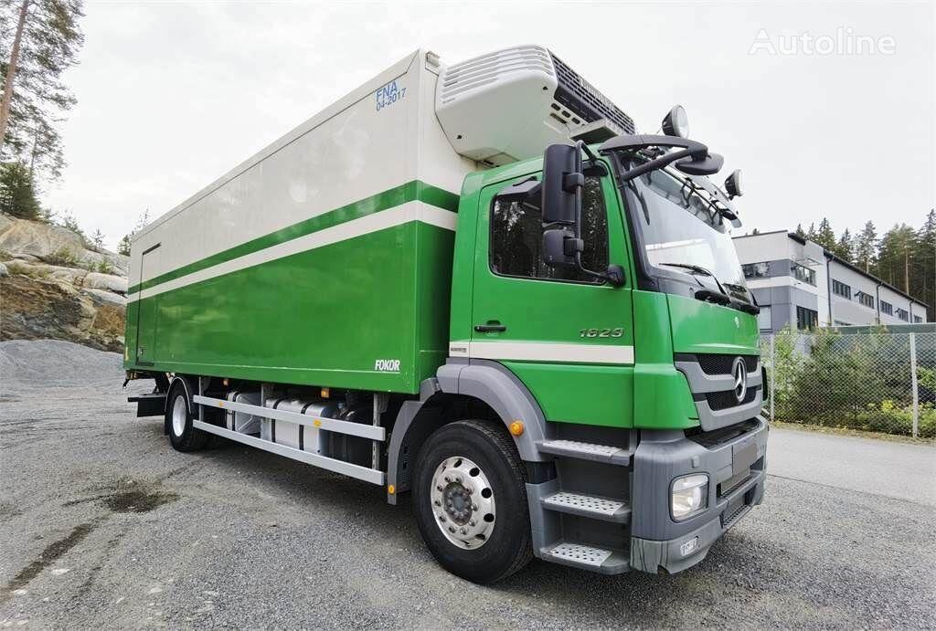 MERCEDES-BENZ  Axor 1829L Lumikko fridge refrigerated truck