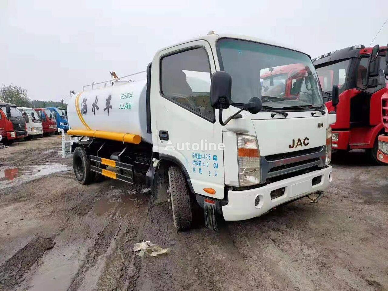 JAC ISUZU tanker truck