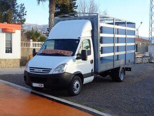 IVECO 65C18 FRUTERA  tilt truck