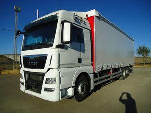 MAN  TGX 26 440 tilt truck