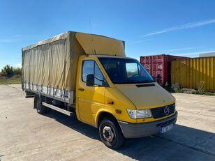 MERCEDES-BENZ Sprinter 412D tilt truck