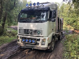 VOLVO FH-440 timber truck
