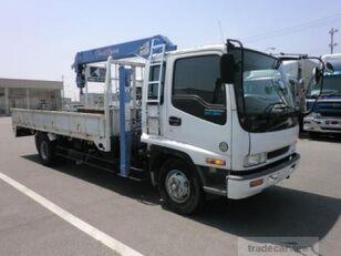 ISUZU Forward tow truck