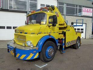 MERCEDES-BENZ LAK 1513 / 4x4 / Uniek Bergingsvoertuig - Recovery Truck tow truck