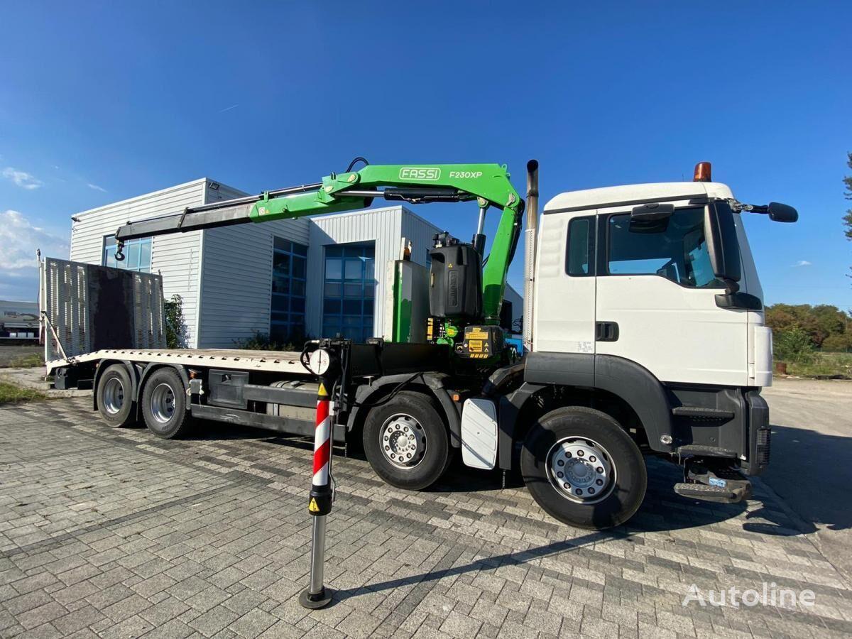 MAN TGS 35.360 tow truck
