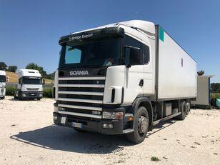SCANIA R114 380 motrice 3 assi vending truck